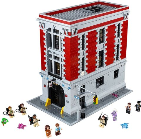 #75827 LEGO Ghostbusters Firehouse