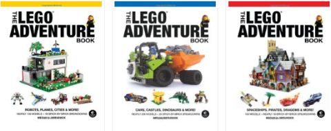 LEGO Book LEGO Adventure Review