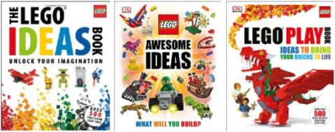 LEGO Book LEGO Ideas Review