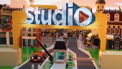 LEGO City Studio Website