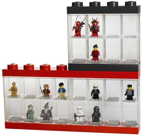 LEGO Minifigure Display Cases