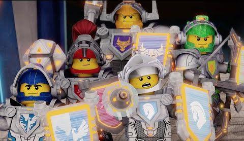 LEGO Nexo Knights Heroes Wanted