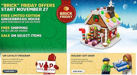 Shop Black Friday LEGO Deals