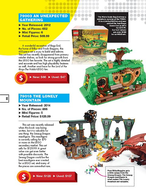 The Ultimate Guide to Collectible LEGO Sets Lord of the Rings