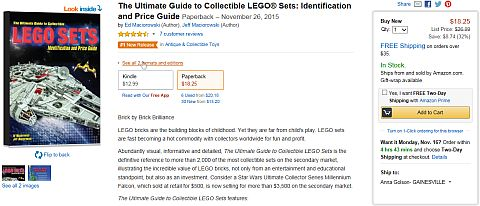 The Ultimate Guide to Collectible LEGO Sets on Amazon