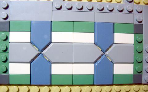 #10251 LEGO Creator Brick Bank 9