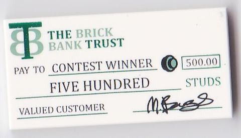 #10251 LEGO Creator Brick Bank 94