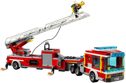 #60112 LEGO City Details