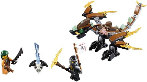 #70599 LEGO Ninjago Details
