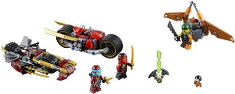 #70600 LEGO Ninjago Details
