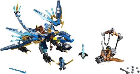#70602 LEGO Ninjago Details