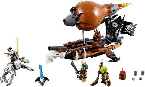 #70603 LEGO Ninjago Details