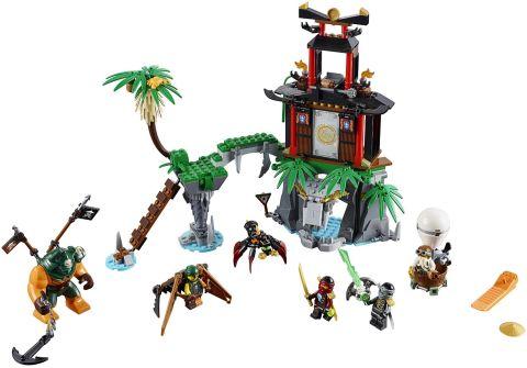#70604 LEGO Ninjago Details