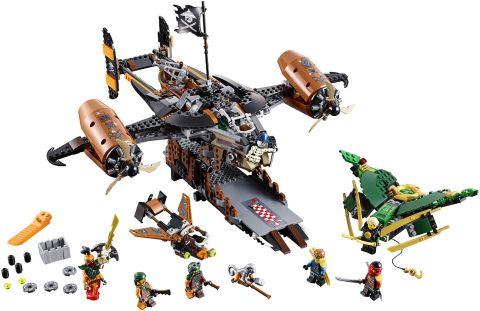 #70605 LEGO Ninjago Details