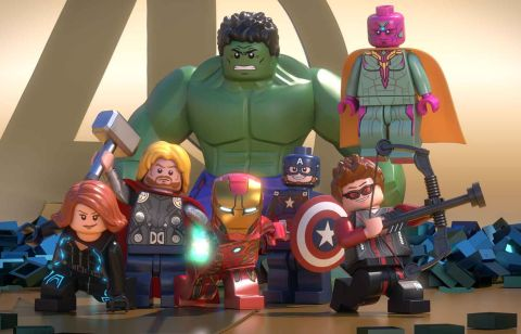LEGO Marvel Avengers Reassembled