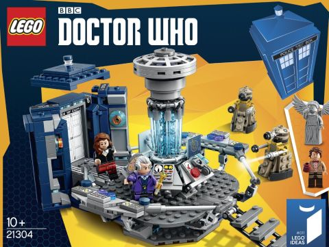 LEGO on Amazon - #21304 LEGO Ideas Doctor Who