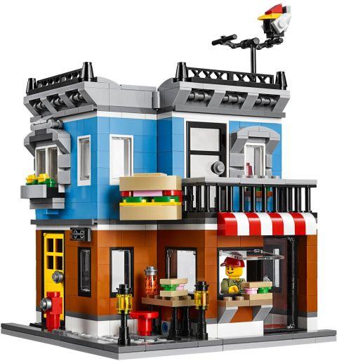 #31050 LEGO Creator Corner Deli Image