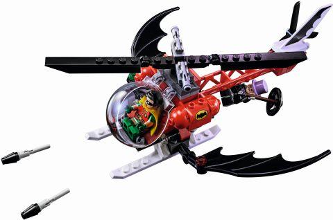 #76052 LEGO Batcave Batcopter