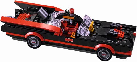 #76052 LEGO Batcave Batmobile