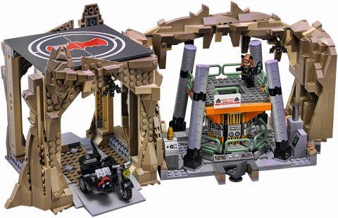 #76052 LEGO Batcave Cave