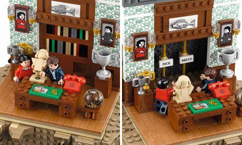 #76052 LEGO Batcave Manor