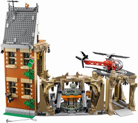 #76052 LEGO Batcave