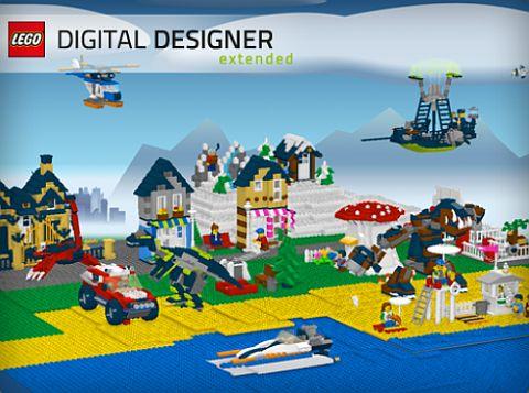 Lego Digital Designer The End Is Near