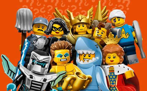 LEGO Minifigs Series 15 Collection