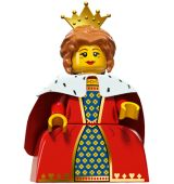 LEGO Minifigs Series 15 - Queen