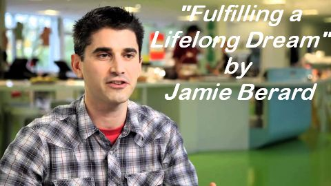 Working at LEGO - Interviews by Jamie Berard