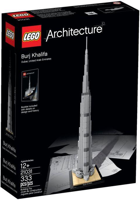 #21031 LEGO Architecture Burj Khalifa