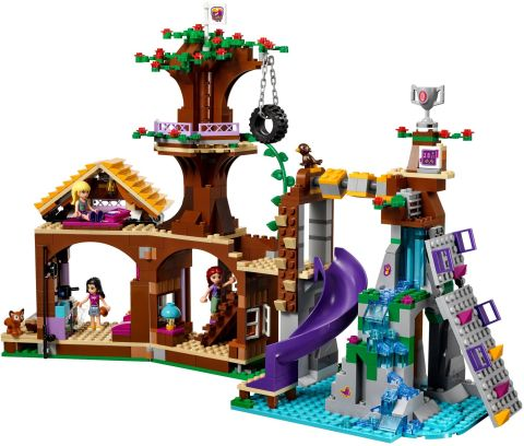 #41122 LEGO Friends Adventure Camp Review