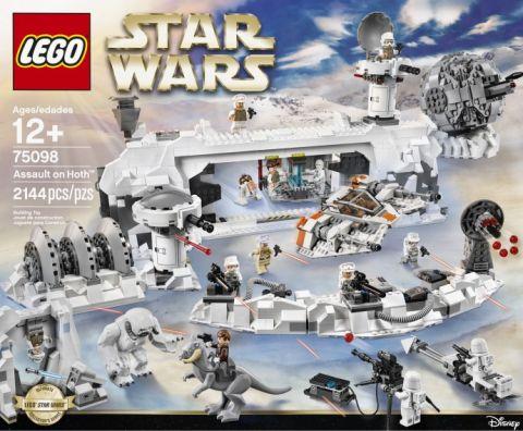 #75098 LEGO Star Wars Assault on Hoth