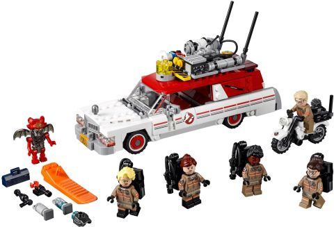 #75828 LEGO Ghostbusters Ecto 1 & Ecto 2