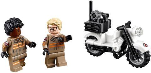 #75828 LEGO Ghostbusters Ecto 1 Motorcycle