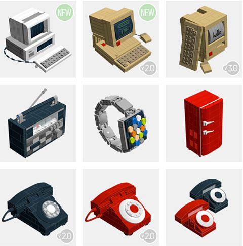 Chris McVeigh - LEGO Electronics