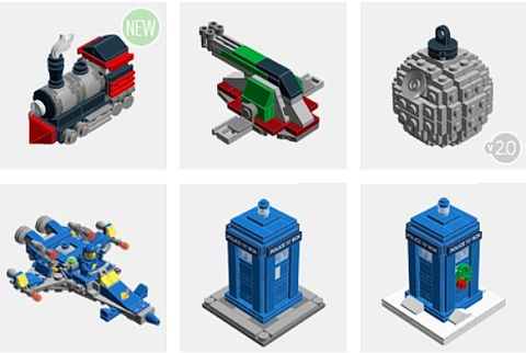 Chris McVeigh - LEGO Vehicles