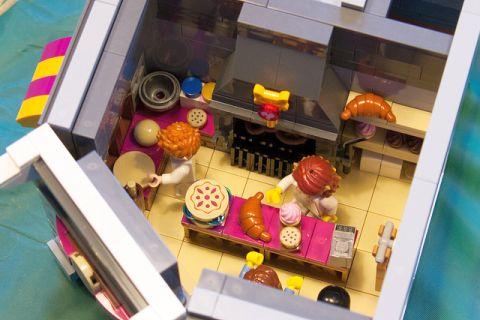 LEGO Modular Kwik-E-Mart 6 by cimddwc