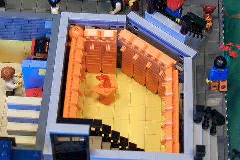 LEGO Modular Kwik-E-Mart 8 by cimddwc