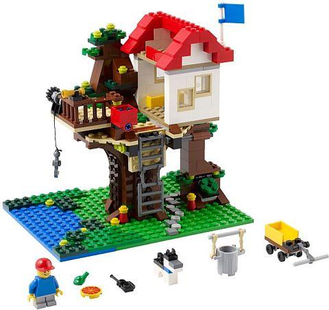 LEGO Tree House #31010 LEGO Creator Treehouse