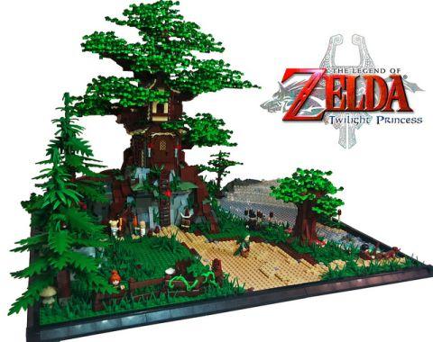 LEGO Tree House by Faron