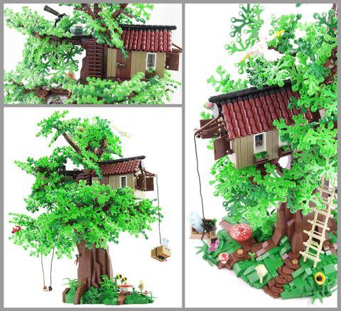 LEGO Tree House by Jonas