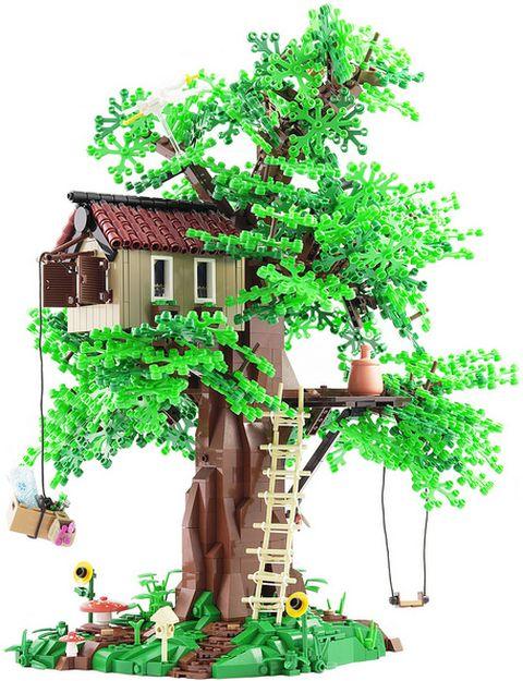 LEGO Tree House by Legopard