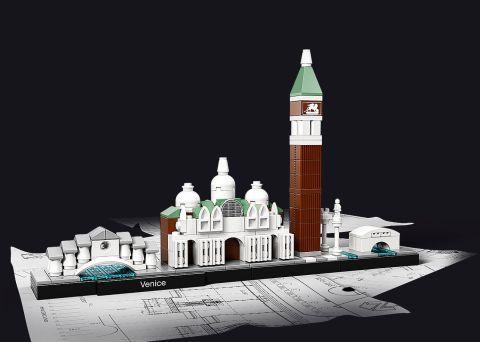 #21026 LEGO Architecture Venice