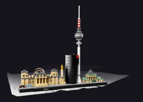 #21027 LEGO Architecture Berlin