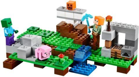 #21123 LEGO Minecraft