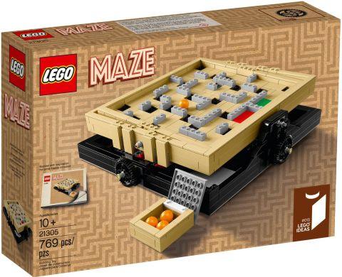 #21305 LEGO Ideas Maze Box