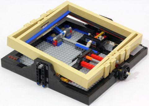#21305 LEGO Ideas Maze Control System