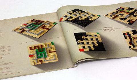 #21305 LEGO Ideas Maze More Mazes