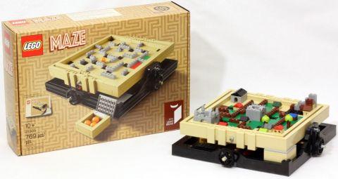 #21305 LEGO Ideas Maze Set